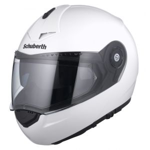 Schuberth C3 Pro - Gloss White