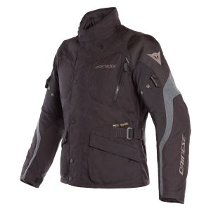 Dainese Tempest 2 D-Dry Motorcycle Jacket Black