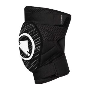 Endura SingleTrack MTB Knee Pads II - Black/White
