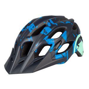 Endura Hummvee Helmet - Blue
