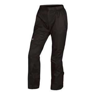 Endura Gridlock II Ladies Waterproof Cycling Trousers - Black