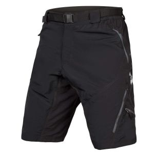 Endura Hummvee Short II with liner - Black