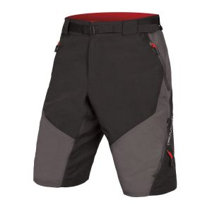 Endura Hummvee Short II with liner - Grey