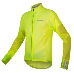 Endura FS260-Pro Adrenaline Race Cape II - Hi-Viz Yellow