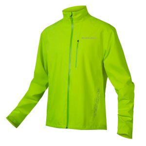 Endura Hummvee Waterproof Cycle Jacket - Hi-Viz Yellow