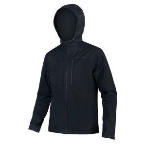 Endura Hummvee Waterproof Hooded MTB Jacket - Black
