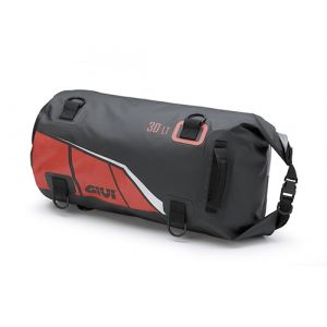 Givi EA114BR Waterproof Roll Bag - 30 Ltr Red