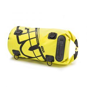 Givi EA114FL Waterproof Cylinder Bag - 30 LTR - Neon Yellow