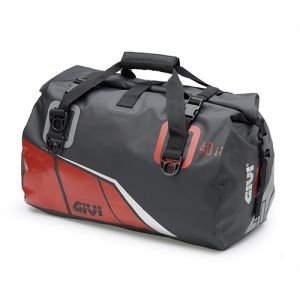Givi EA115BR Waterproof Holdall - 40 ltr Red