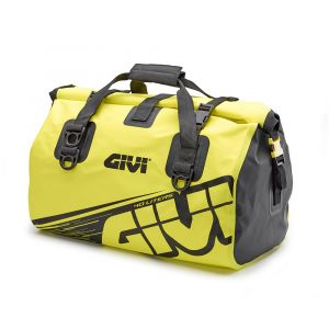 Givi EA115FL Waterproof Roll Bag - 40 ltr Neon Yellow