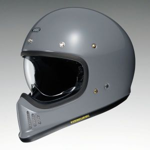 Shoei Ex-Zero - Basalt Grey