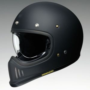 Shoei Ex-Zero - Matt Black