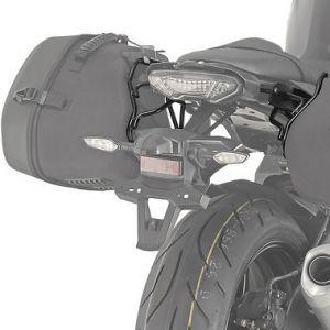 Givi TST2130 Pannier Rails for Sport-T - Yamaha MT07 Tracer