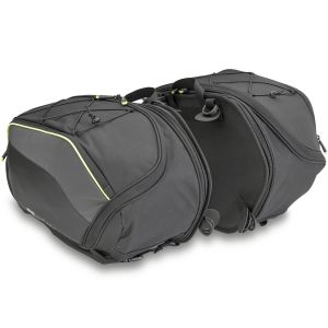 Givi EA127 Throw Over Expandable Motorcycle Panniers - 30 Litres