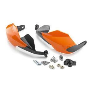 KTM 125/390 Duke Handguards Large - Orange