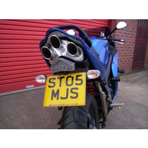 R&G Tail Tidy for Triumph Sprint ST 1050