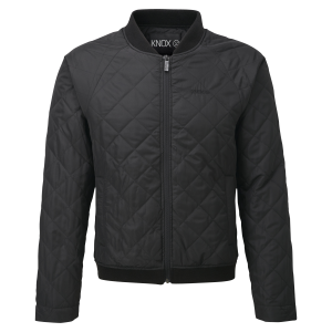 Knox Mens Thermal Quilted Mid Layer Jacket