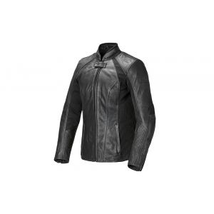Triumph Cara Ladies Leather Motorcycle Jacket