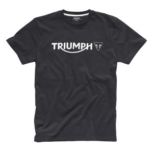 Triumph Logo T-Shirt - Black