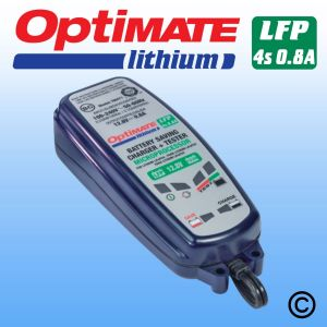 OptiMate Lithium 0.8A 12V Battery Charger/Optimiser