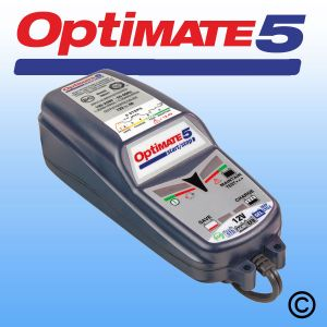 OptiMate 5 - 12V Battery Charger and Optimiser