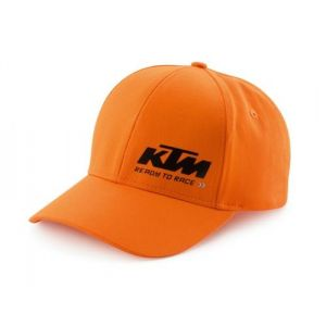 KTM Racing Orange Cap