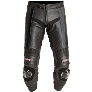 RST Blade Leather Jeans - Black - Short