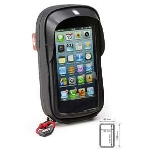 Givi S955B Motorcycle Smartphone Holder - iPhone 4 4s 5 5s 5c