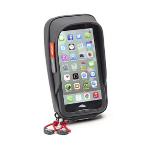Givi S957B Motorcycle Smartphone Holder - iPhone 6/7, Samsung S5/6