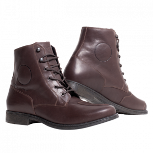 Dainese Shelton D-WP Motorcycle Boots - Brown