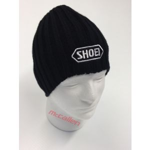 Shoei Beanie Hat - Black - John McGuinness