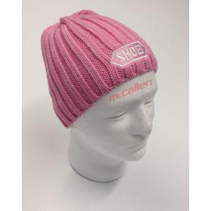 Shoei Beanie Hat - Pink