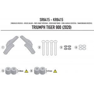Givi SR6415 Tiger 900 Rear Rack Mounting Kit