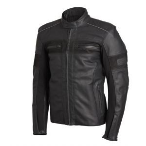 Triumph Zora GTX Mens Leather Motorcycle Jacket