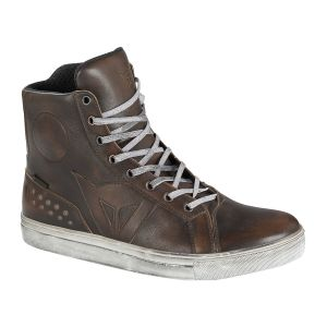 DAINESE STREET ROCKER D-WP BOOTS -  BROWN