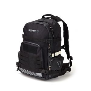 Triumph T18 24 Hour Motorcycle Backpack / Rucksack