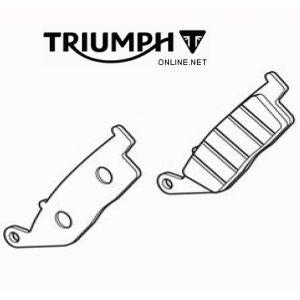 Triumph Tiger 800 Front LH Brake Pad Set - T2021330