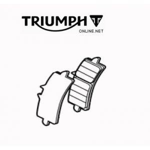 Triumph Explorer Front Brake Pad Set - T2022458
