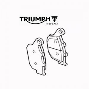 Triumph Bobber / Speedmaster / Tiger 800 Rear Brake Pads T2025016