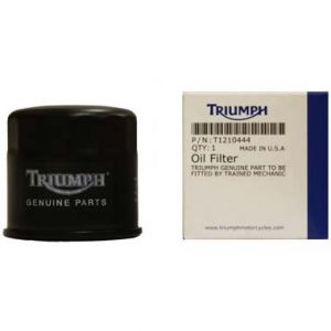 Triumph Genuine Oil Filter - Spin On - T1218001