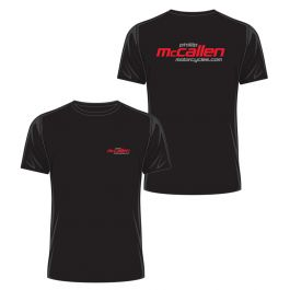 Phillip McCallen Motorcycles T-Shirt - Black