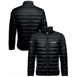 Phillip McCallen Motorcycles Ribbed Jacket - Black