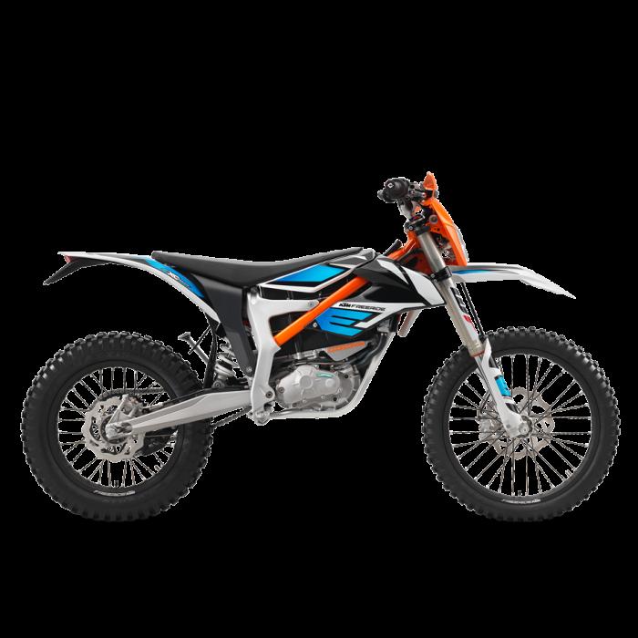 KTMs Electric Freeride Dirt Bike Delivers Instant Torque