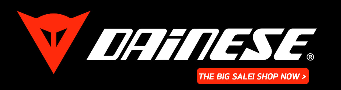 Dainese - The Big Sale!