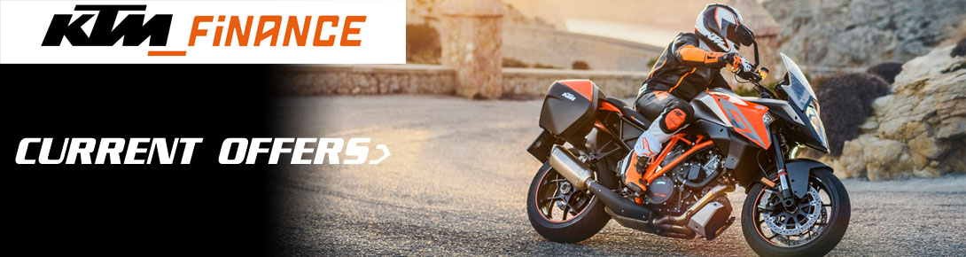 KTM Finance Offers
