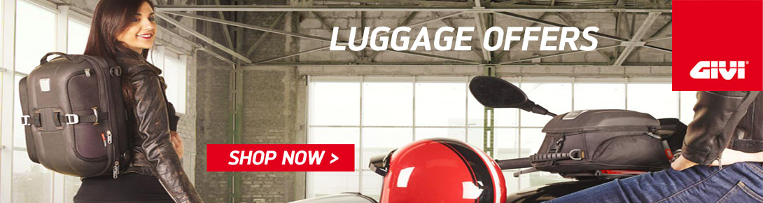 Givi Luggage Offers